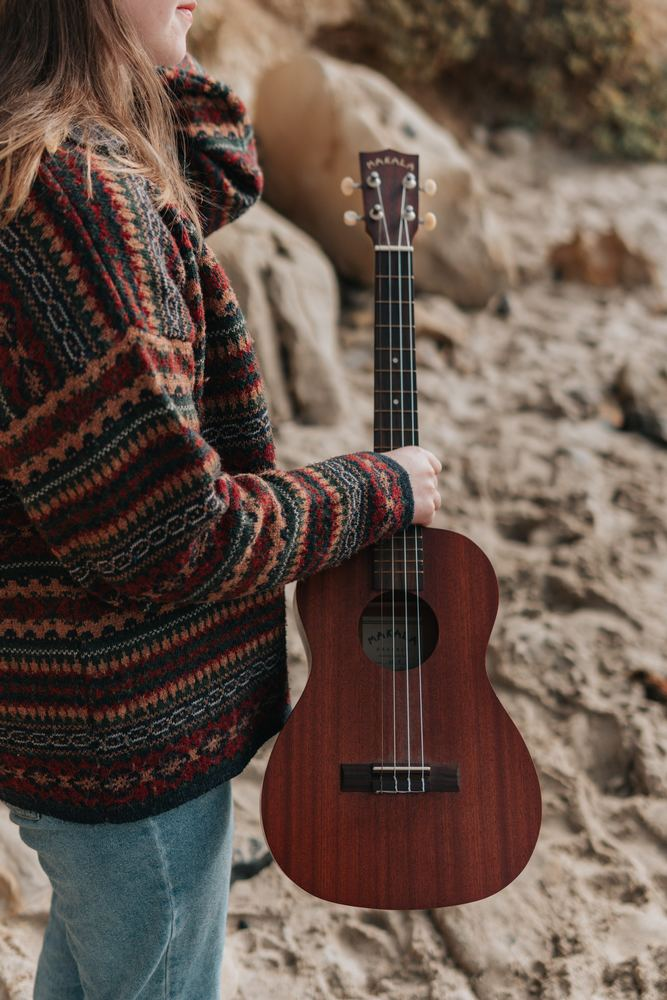 Ukulele er det perfekte lille instrumentet