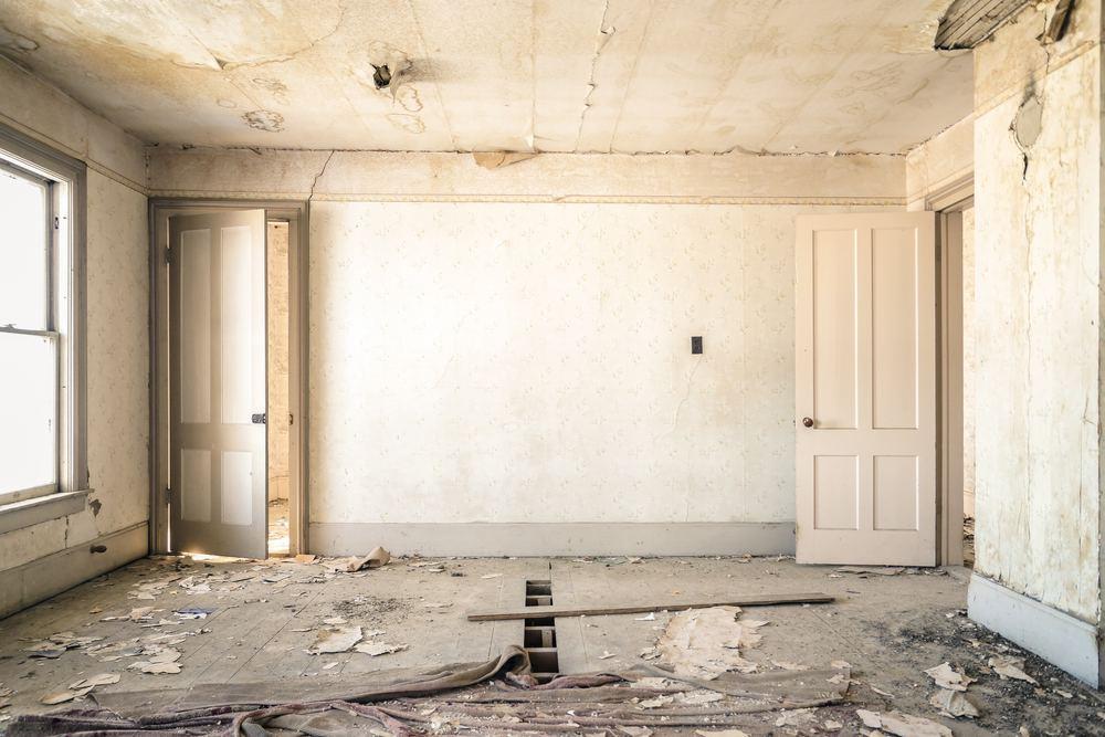 Oppgrader vinduer og dører når du pusser opp