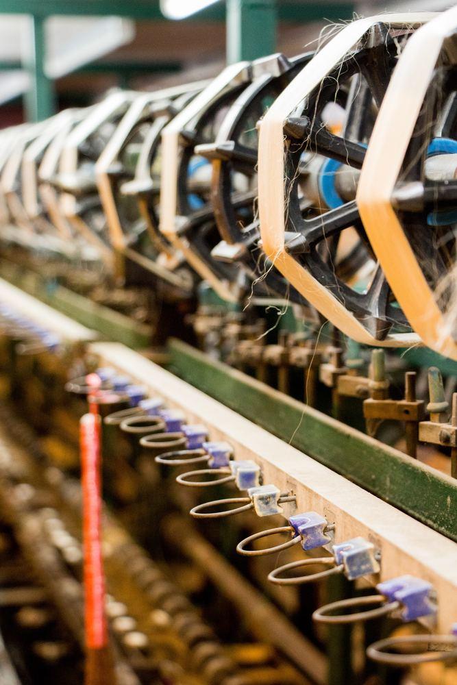 Optimering av produksjonsutstyr